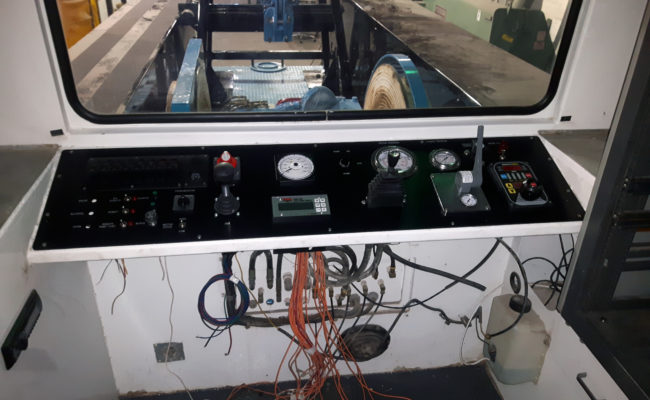 wireline custom dash panels