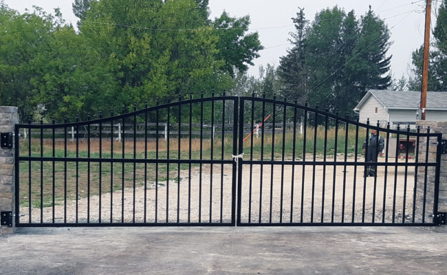 custom gates and railings